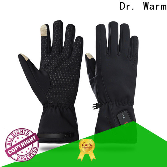 Dr. Warm heating electric hand warmer gloves for home