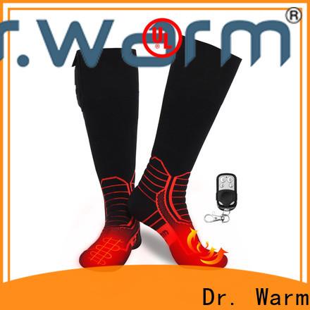 Dr. Warm warm heated socks for winter