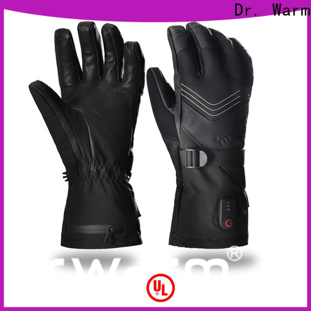 Dr. Warm suitable battery gloves for indoor use