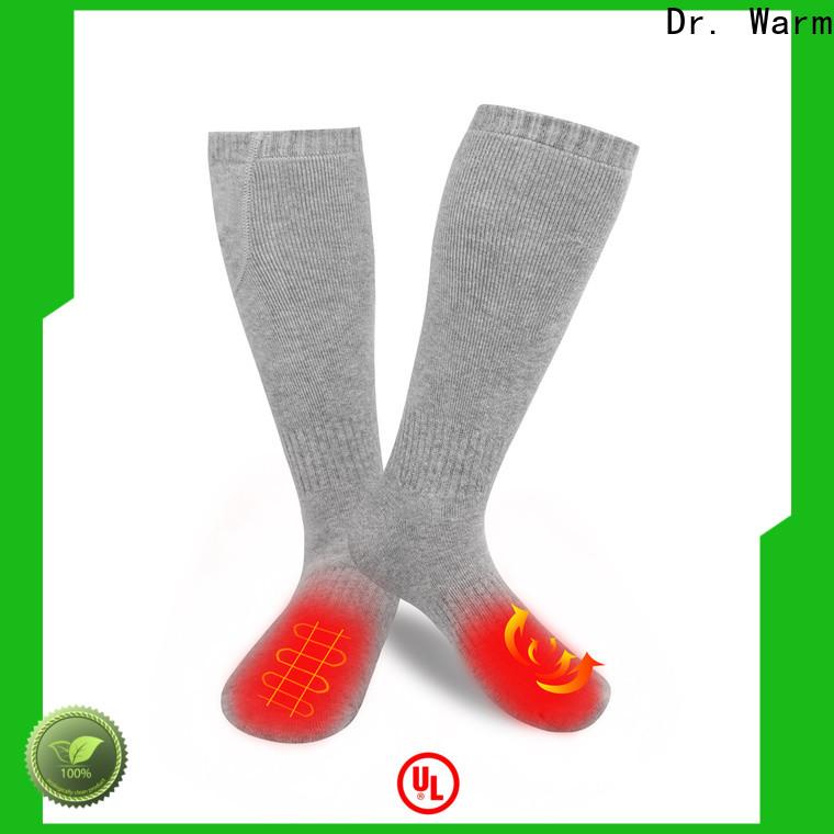 Dr. Warm winter battery heated socks for winter