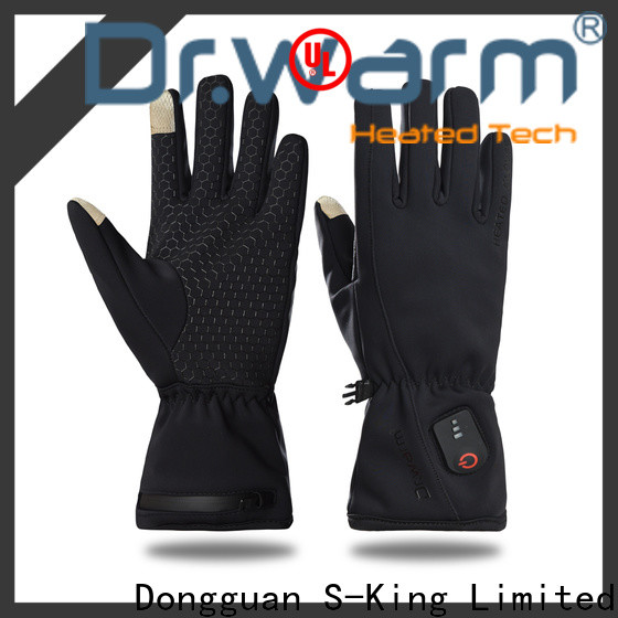 Dr. Warm suitable best heated gloves for outdoor