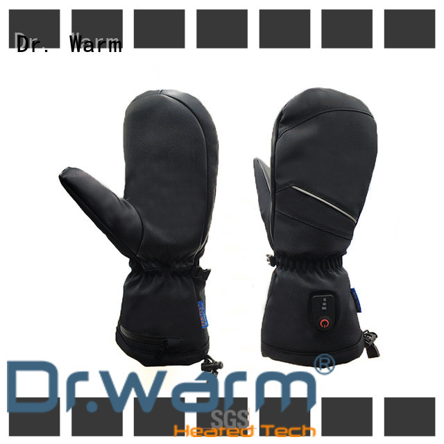 Dr. Warm men women's heated gloves for home