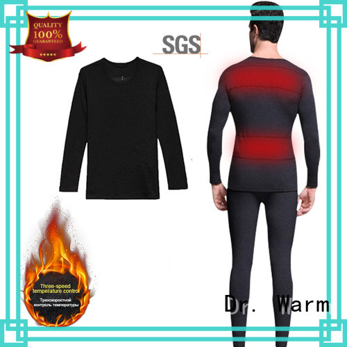 Dr. Warm level heat gear base layer level for home