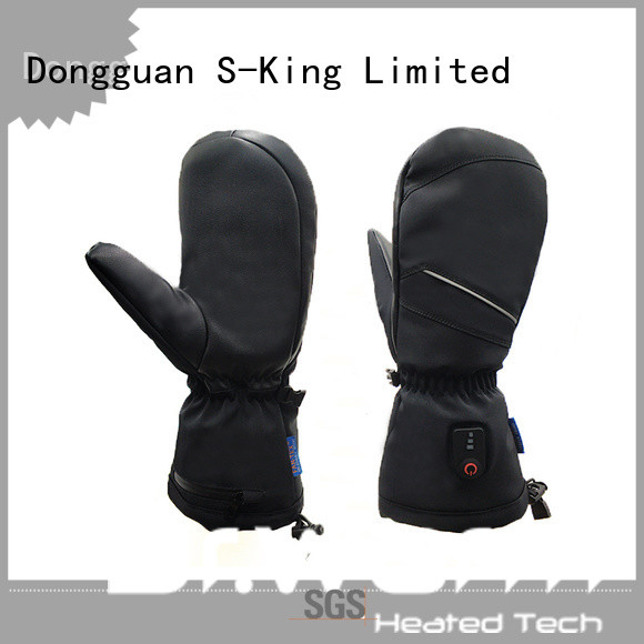 Dr. Warm sensitive battery operated heated gloves for indoor use