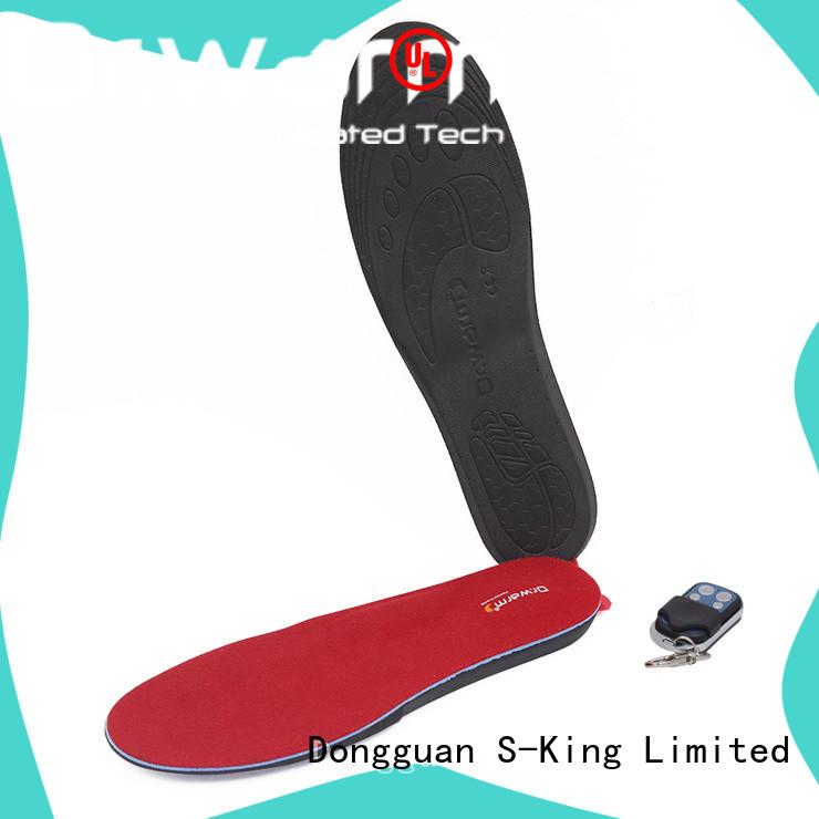 heated inner soles