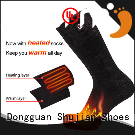 winter cotton best heated socks for skiing Dr. Warm manufacture