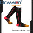 warm battery heated socks soft improves blood circulation for outdoor