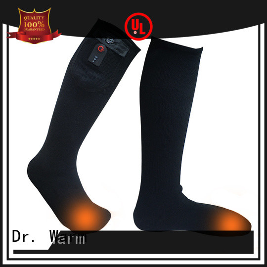 heated socks and gloves washable for home Dr. Warm