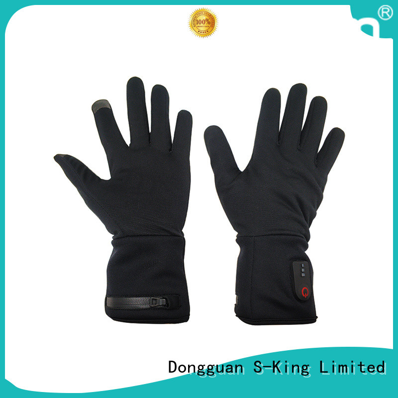 Dr. Warm sensitive heated work gloves improves blood circulation for home