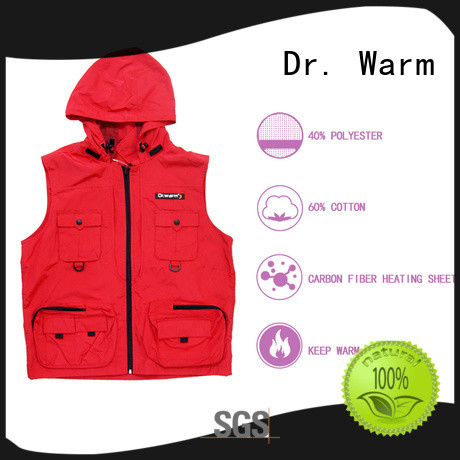 clothing heated hunting vest health for home Dr. Warm