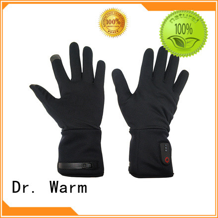 Dr. Warm online battery operated gloves improves blood circulation for winter