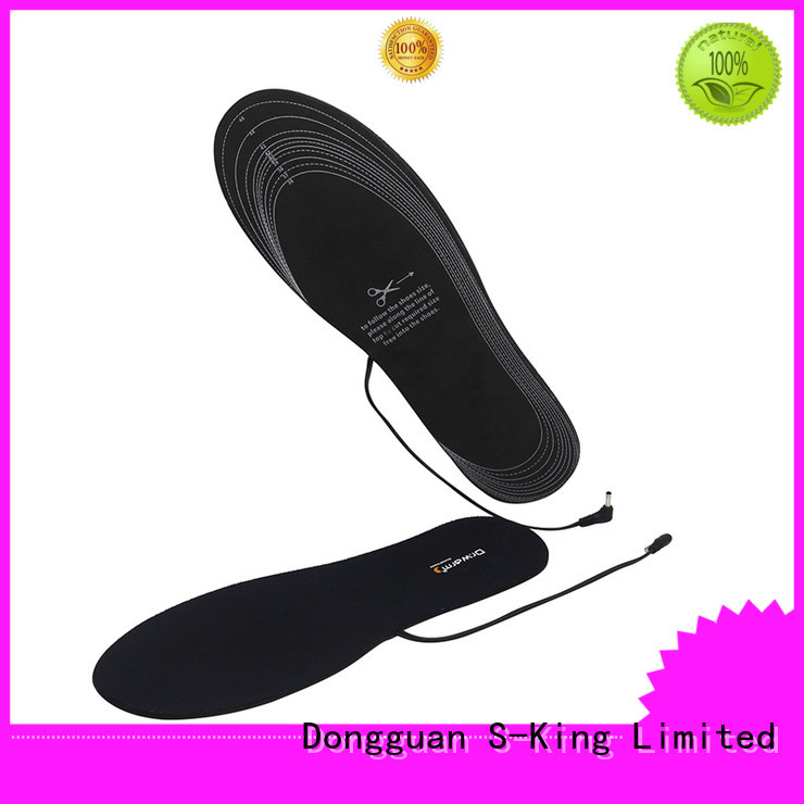 Dr. Warm control best heated insoles suit your foot shape for outdoor