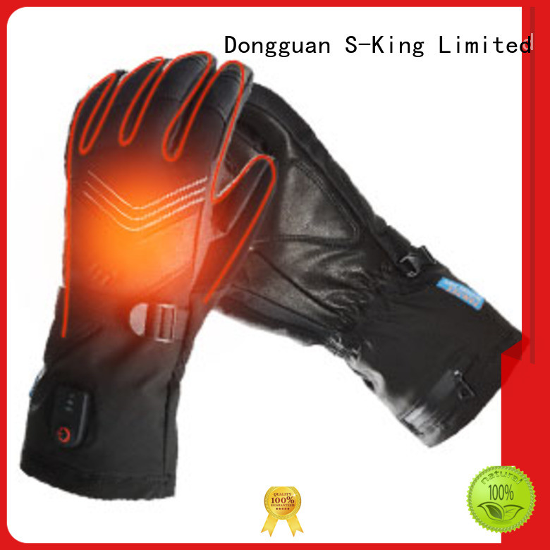 heated bicycle gloves