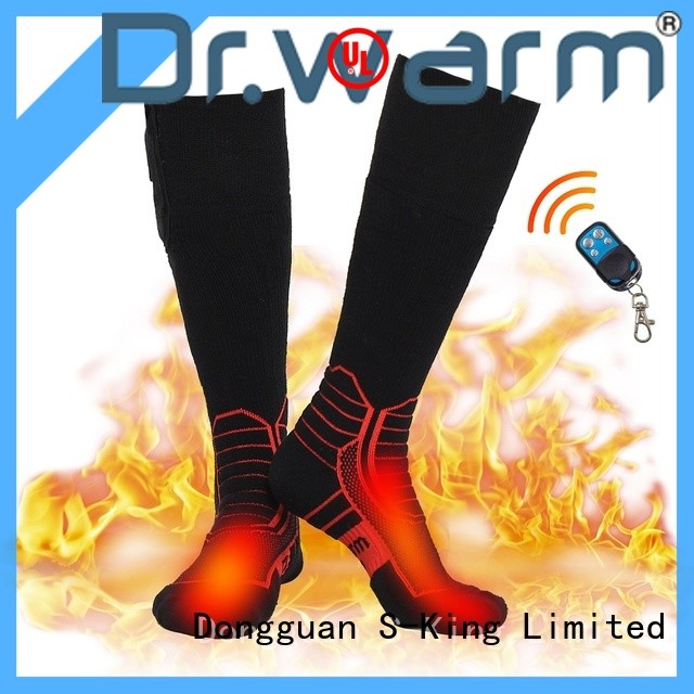Dr. Warm bluetooth heated socks