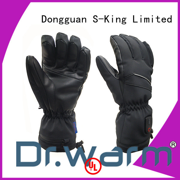 Dr. Warm warm best heated motorcycle gloves for home