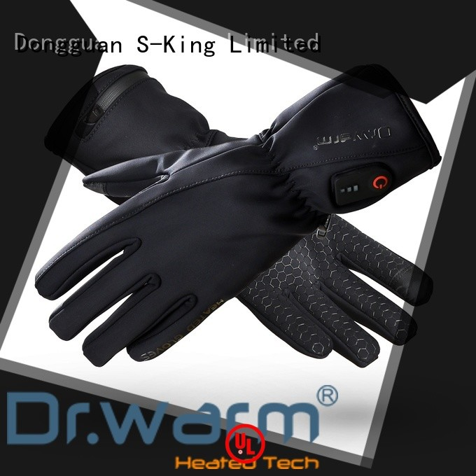 Dr. Warm heat insulated gloves
