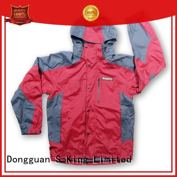 Dr. Warm outerwear electric jacket with heel cushion design for winter