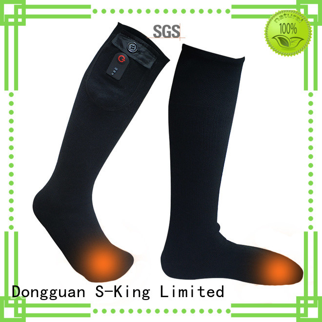 Dr. Warm warm best electric socks with smart design for winter