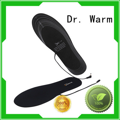 Dr. Warm winter battery operated insoles lasts for 3-7hours for home