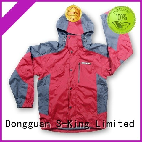 Dr. Warm mens heated safety jacket with shock absorption for ice house