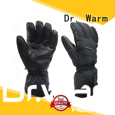 Dr. Warm riding battery gloves for indoor use