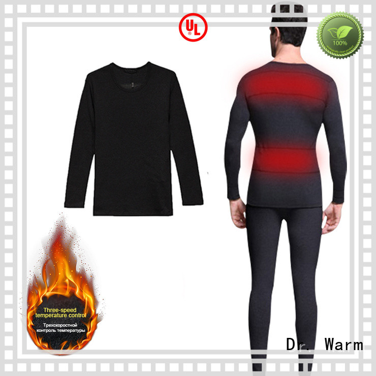 heated underwear outdoor for ice house Dr. Warm