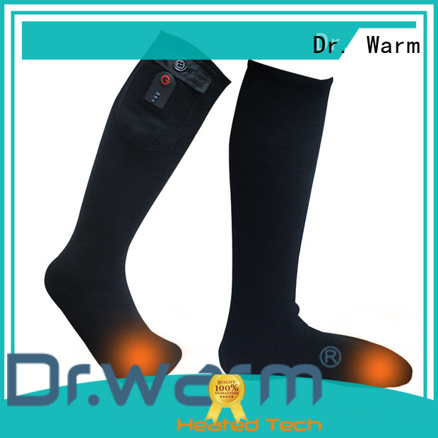 Dr. Warm heated best heated socks keep you warm all day for home