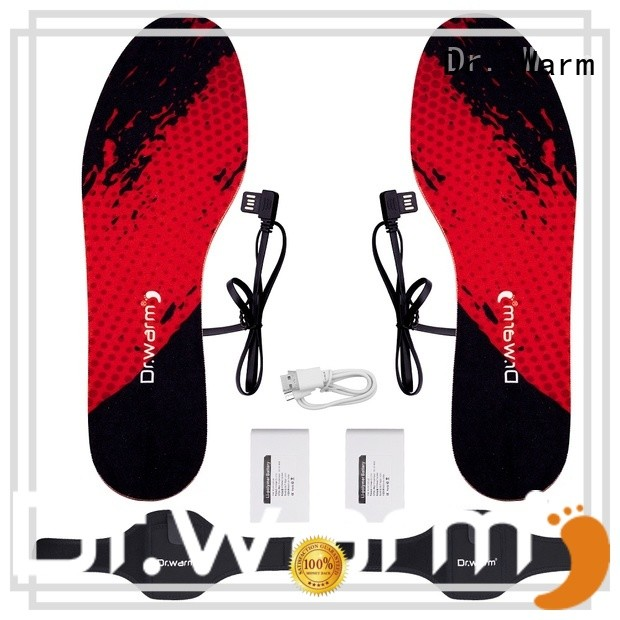 dr.warm heated insoles