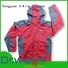 waterproof battery powered heated jacket with heel cushion design for indoor use Dr. Warm