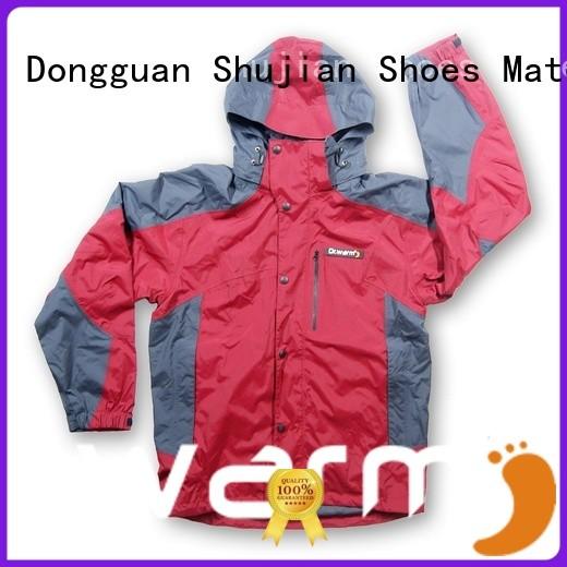 sports jackets universal battery powered jacket Dr. Warm Brand company