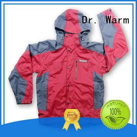 Dr. Warm ski electric jacket warmer with shock absorption for home