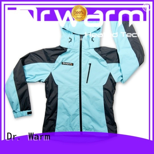 online battery jacket warmer with arch support design for winter