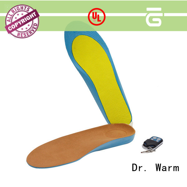 control heated insoles protect suit your foot shape for home