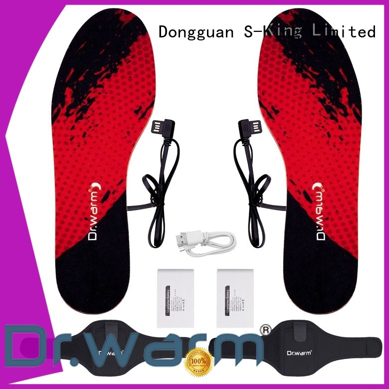 Dr. Warm bluetooth heated insoles