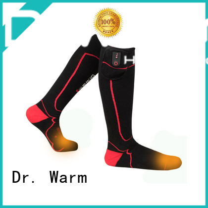 Dr. Warm warm best battery heated socks improves blood circulation for home