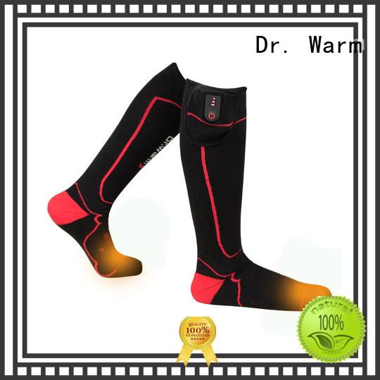 Men Women Heated Socks Washable Outdoor Sports Heating Socks  Winter Cotton Warm Soft 40-50 Degrees