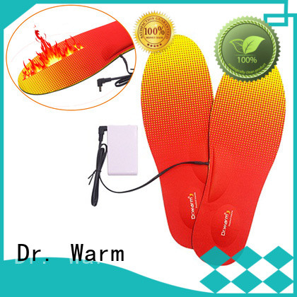 Dr. Warm Brand remote dr fishing electric insoles manufacture