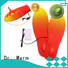 rechargeable electric insoles bluetooth fishing Dr. Warm company