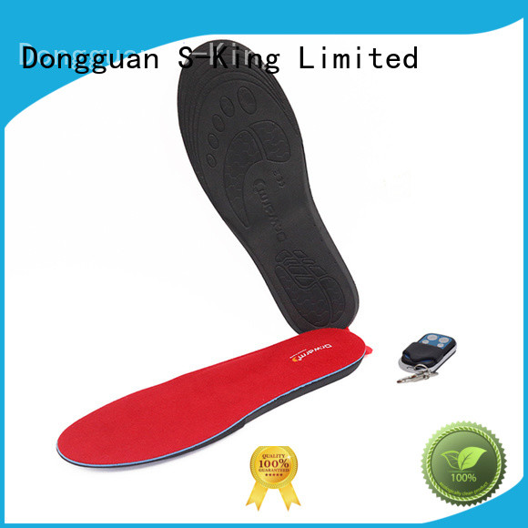 hunting heated insoles suit your foot shape for home Dr. Warm