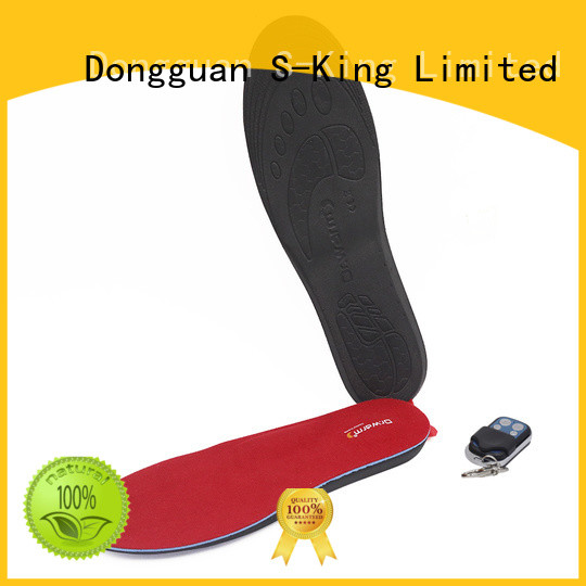 Dr. Warm electric heated insoles