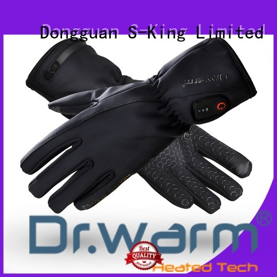 Dr. Warm best battery heated gloves