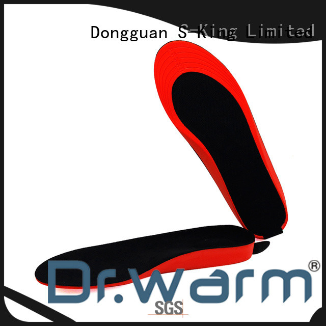 Dr. Warm warm heated insoles fit to most shoes for home