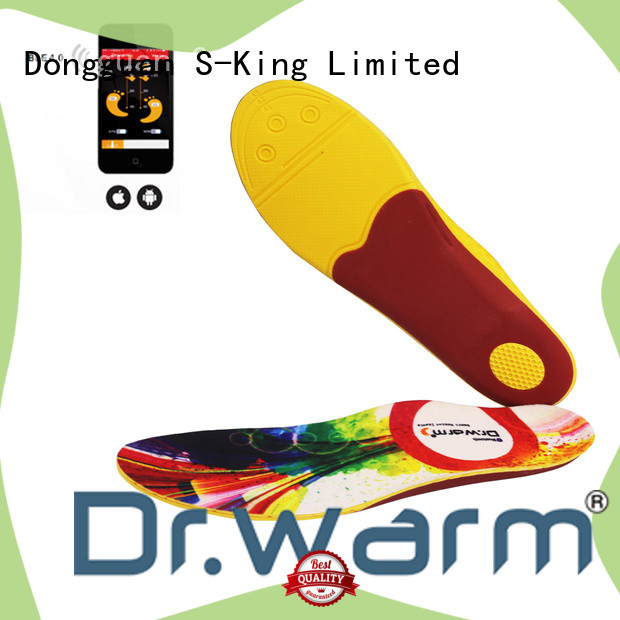 Dr. Warm heated shoe inserts