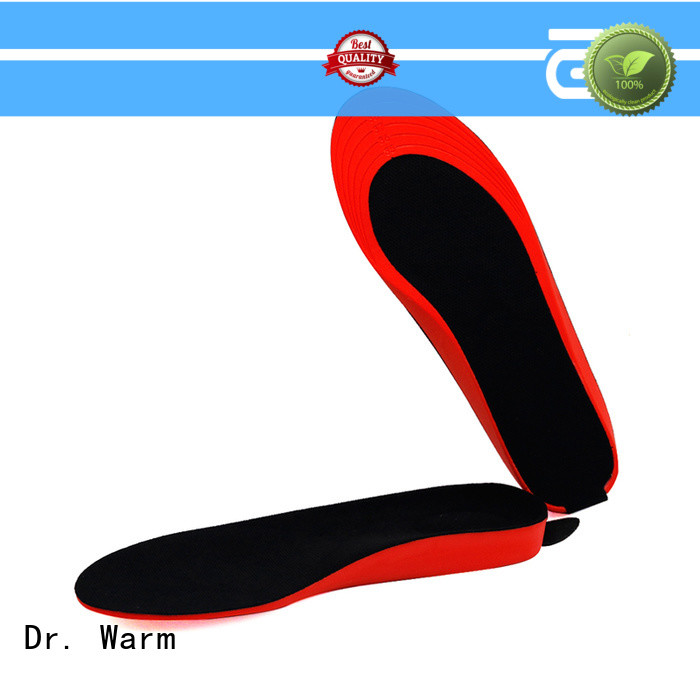 rechargeable heated insoles bluetooth warm with cotton for indoor use