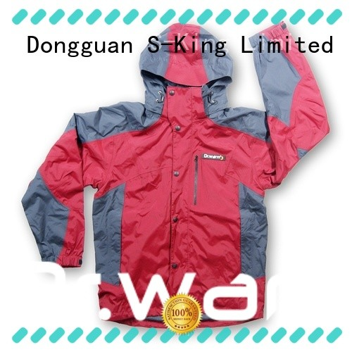Dr. Warm stock electric jacket with arch support design for home