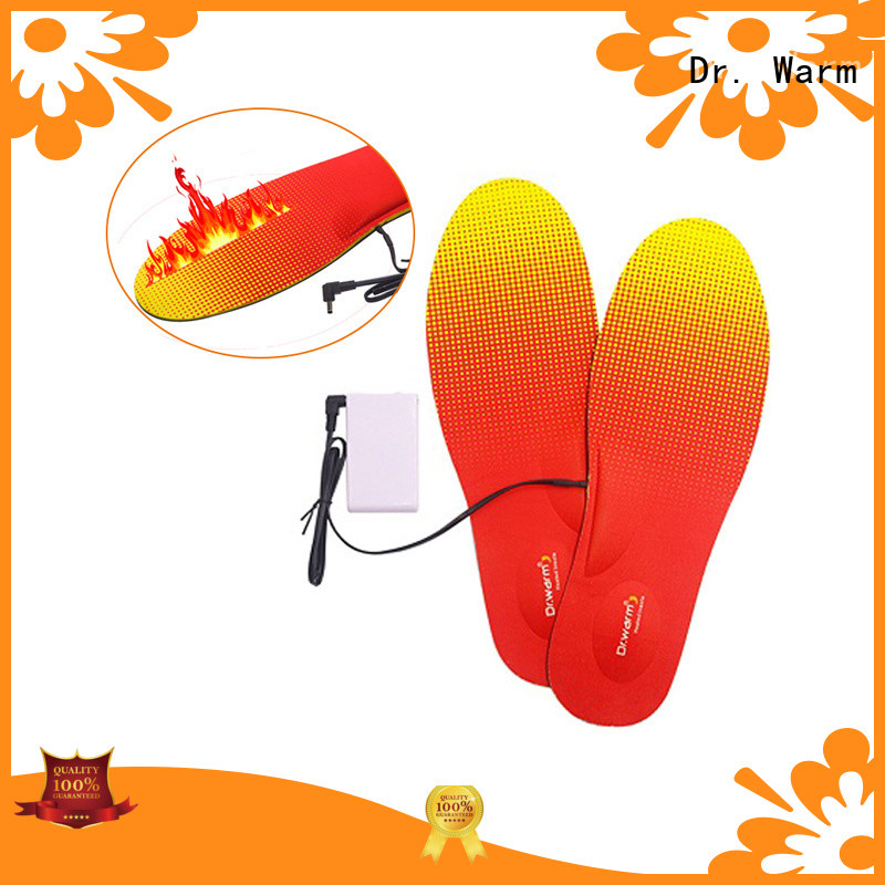 rechargeable heated sole skiing suit your foot shape for ice house