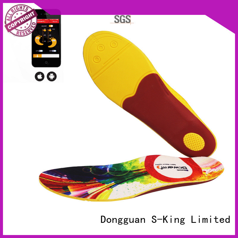 warm heated insoles for work boots fishing with cotton for ice house