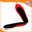 warm remote control heated insoles fishing suit your foot shape for outdoor