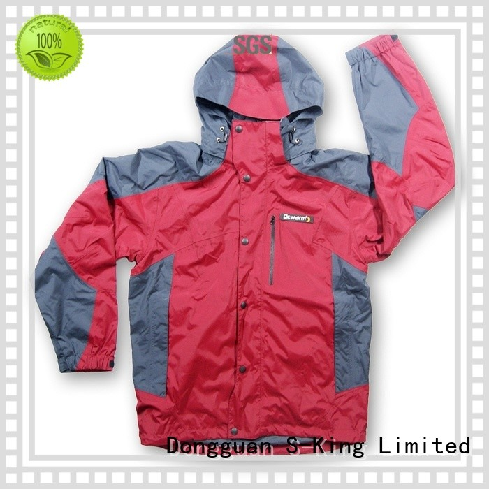 Dr. Warm universal heated safety jacket with arch support design for winter