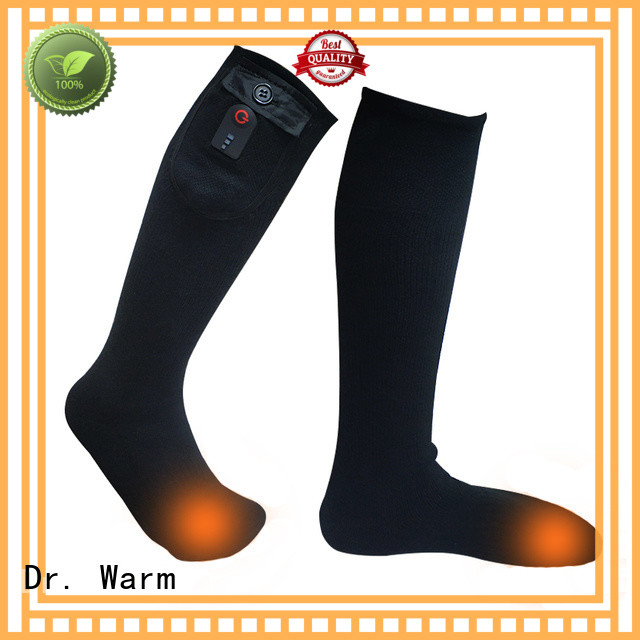 Dr. Warm warm best electric socks with smart design for outdoor